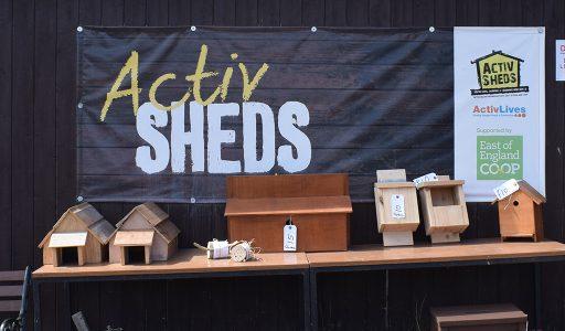 Handbuilt bird boxes built by ActivSheds