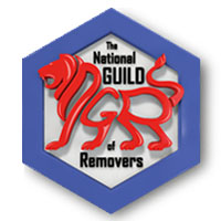 National Guild of removers logo